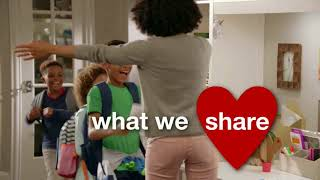 Target Back-to-School Commercial