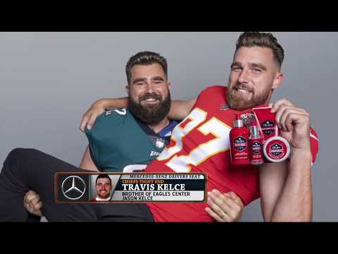 Kelce Kitchen Chaos: When Travis Kelce Fought Jason Kelce | The Dan Patrick Show | 9/25/18