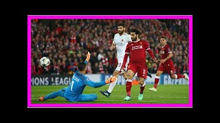 Breaking News | Soccer: Mohamed Salah's Champions League performance gives...