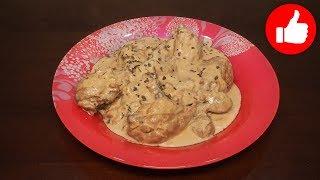 Что приготовить на обед - вкусное сациви из курицы в мультиварке, рецепт #рецепты для мультиварки