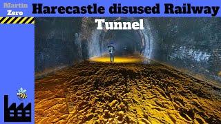 Harecastle Disused Railway Tunnel