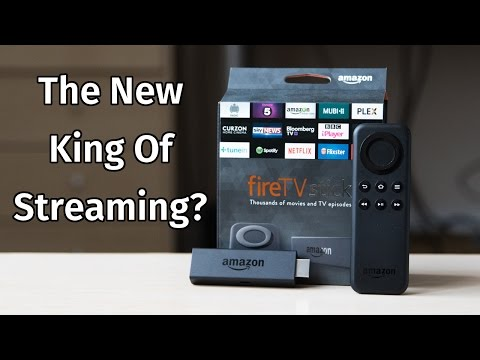 Amazon Fire TV Stick Review