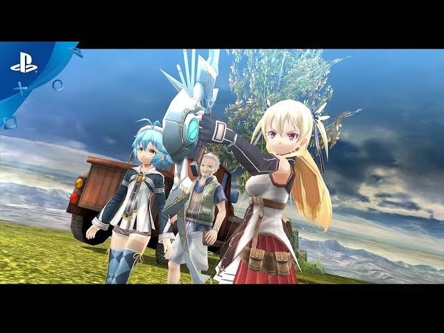 The Legend of Heroes: Trails of Cold Steel II - Launch Announcement