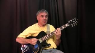 Uptown Girl, Billy Joel, fingerstyle guitar cover, Jake Reichbart