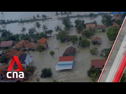 More than 90 killed after floods, landslides hit Indonesia and East Timor
