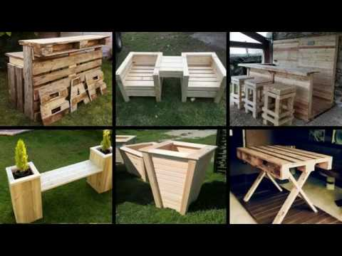 45 DIY Wood Pallet Projects and Ideas