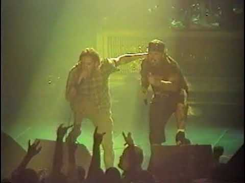 Pantera   At Memorial Hall, Kansas City, KS Nov 30, 1996 Full Concert HQ