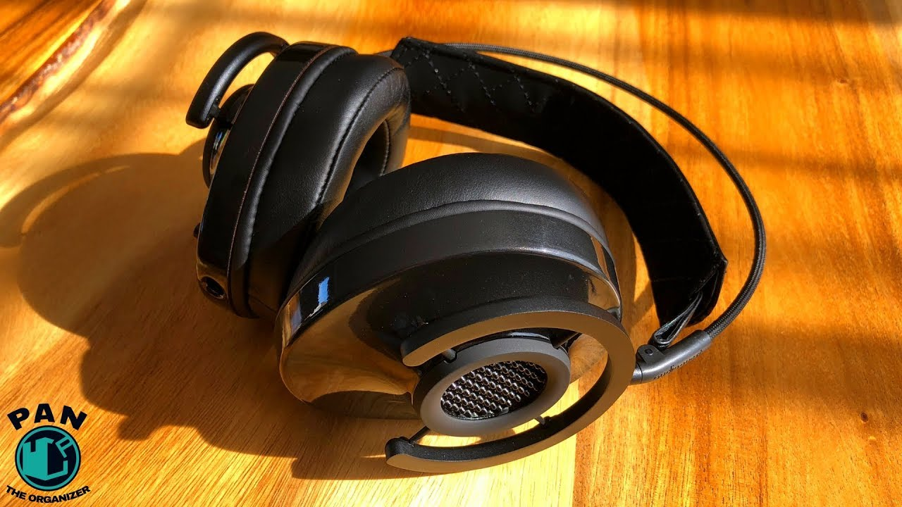 Test Du Casque Hi Fi Audioquest Nighthawk Carbon Youtube