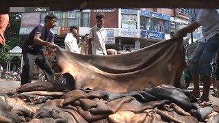 প্রতিবছরই ট্যানারি মালিকদের কাছে বকেয়া থাকছে কোটি কোটি টাকা! | Leather Industry in BD | Somoy TV
