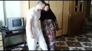 Танец сына и мамы...