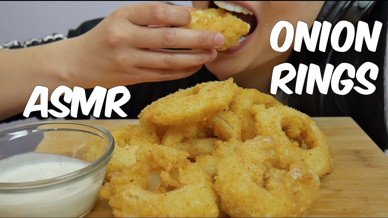 Asmr Onion Rings Stuffed Mozzarella Cheese Extreme Crunch Eating Sounds No Talking Sas Asmr Youtube Everyone has a different asmr triggers. asmr onion rings stuffed mozzarella cheese extreme crunch eating sounds no talking sas asmr