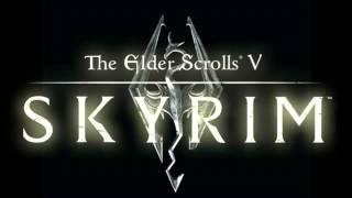 The Elder Scrolls V- Skyrim - Эпичная музыка из скайрим .