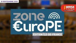 Zone Europe. Mardi 21 septembre 2021