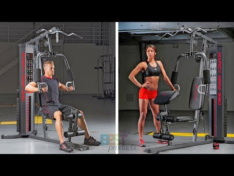 Top 5 Best Multi Gym For Home To Get In Shape In 2020