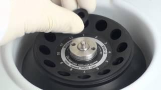 Microspin 12, Высокоскоростная мини центрифуга