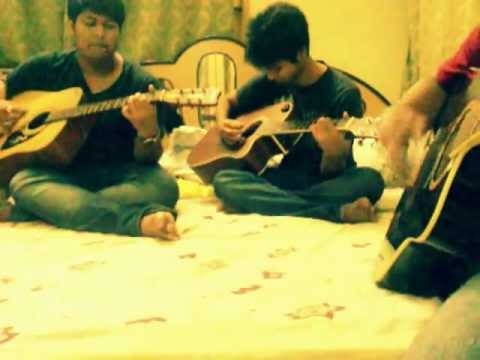 Bishakto Manush Unplugged cover by...