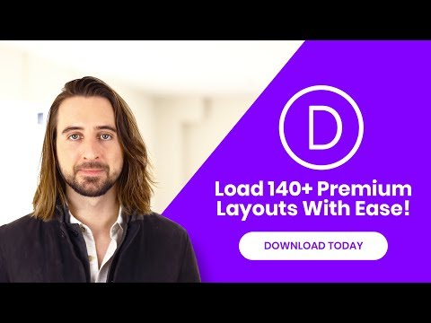 Over 130 Amazing Divi Layouts Now Available Right Inside The