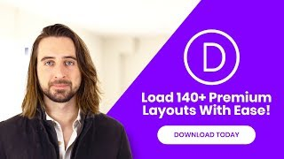 Over 130 Amazing Divi Layouts Now Available Right Inside The Divi Builder