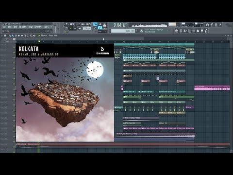 KSHMR, JDG & Mariana Bo - Kolkata FL Studio Remake