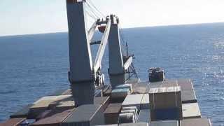 Voyage en cargo Livorno Italia, Callao Pérou Trip by vessel Livorno to Callao