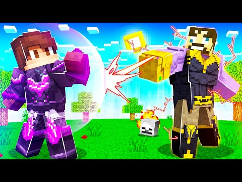 CRAFTING THANOS PROOF ARMOR in INSANE CRAFT!