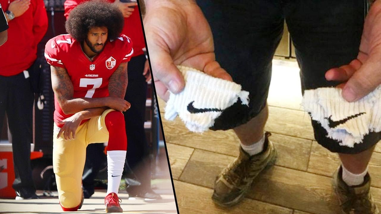 Why People Are Boycotting Nike Following New Colin Kaepernick Advert