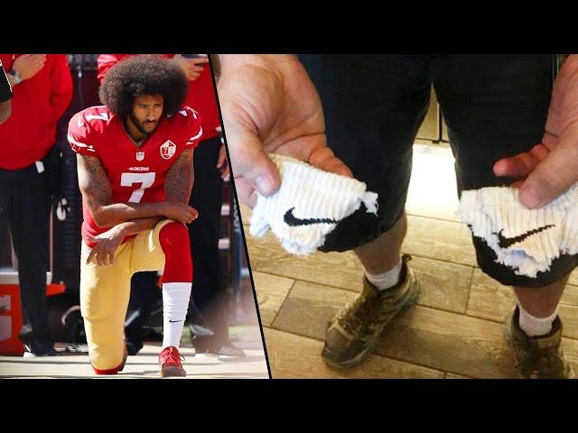 Why People Are Boycotting Nike Following New Colin Kaepernick Advert