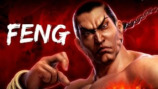 Tekken 6 [ Feng Wei ] - Arcade Battle - thumbnail