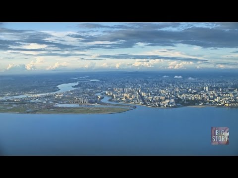 Episode 2 of Bird's-eye China: Hainan, the island-province