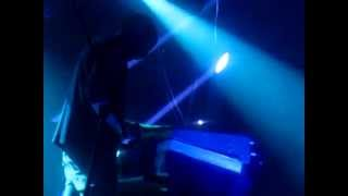 Death In Vegas - Hands Around My Throat (Live @ Electric Brixton, London, 29.09.12)