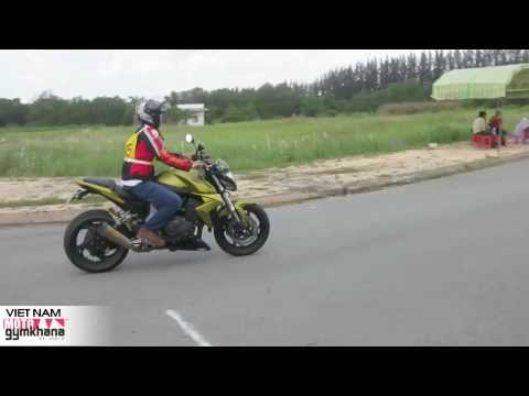 2013 12 15 TopRide Skill Day   Bao An   Honda CB1000R