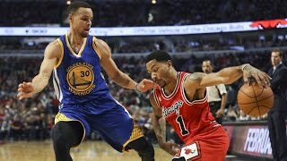 MVP D-ROSE VS MVP CURRY : WHO
