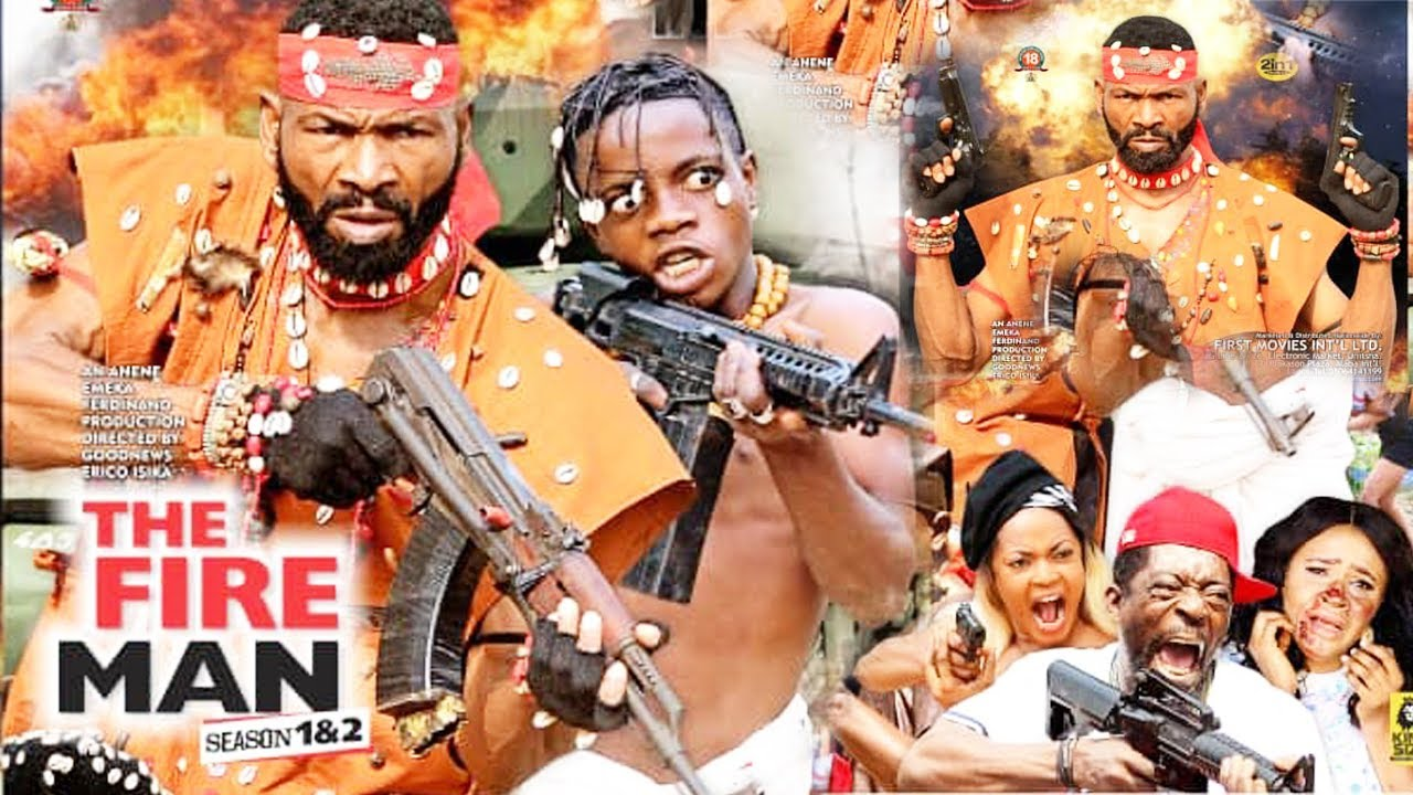 Download THE FIRE MAN SEASON 1 (NEW HIT MOVIE) - SYLVESTER MADU|2020 LATEST NIGERIAN NOLLYWOOD MOVIE