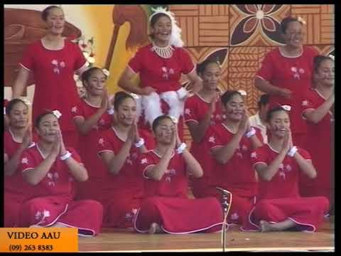 Auckland Girls Grammar - Polyfest 2001