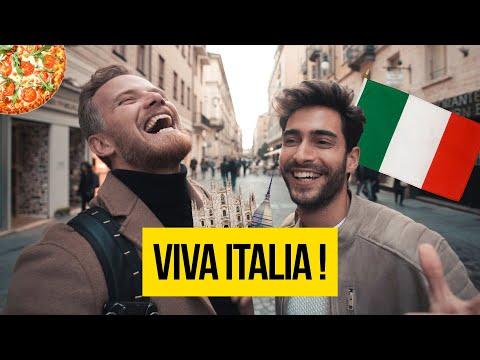 TURIN et MILAN : JE NE M'ATTENDAIS PAS À ÇA !