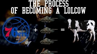 The Philadephia 76ers: The Process of Becoming a Lolcow