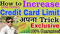 hqdefault - How To Increase Icici Credit Card Limit
