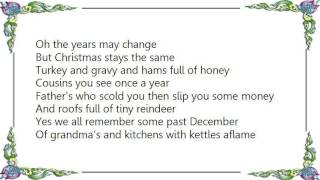 Linda Eder - Christmas Stays the Same Lyrics
