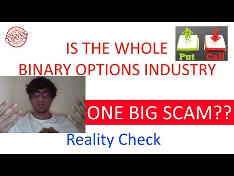Who is profiting in Binary Options Trading world