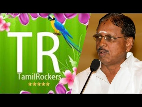 How TamilRockers Release Films On The First Day? - Shocking Route Reveals Tirupur Subramaniam |TN134