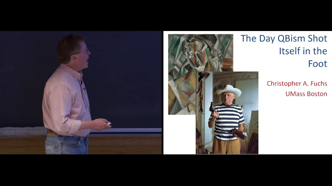 Chris Fuchs University Of Massachusetts Boston Youtube