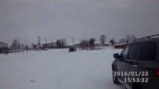 Зимова риболовля.Поїздка на полі під Кумбышем. 23.01.2016.Ice fishing
