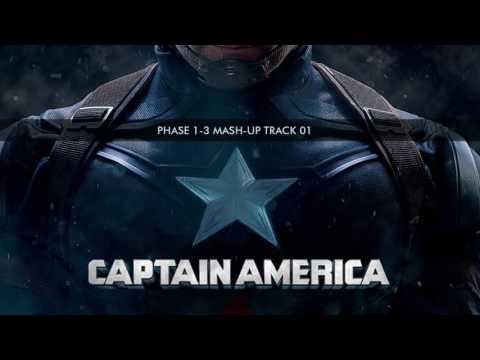 Captain America: Phase 1-3 Mashup [HQ] - Track 1
