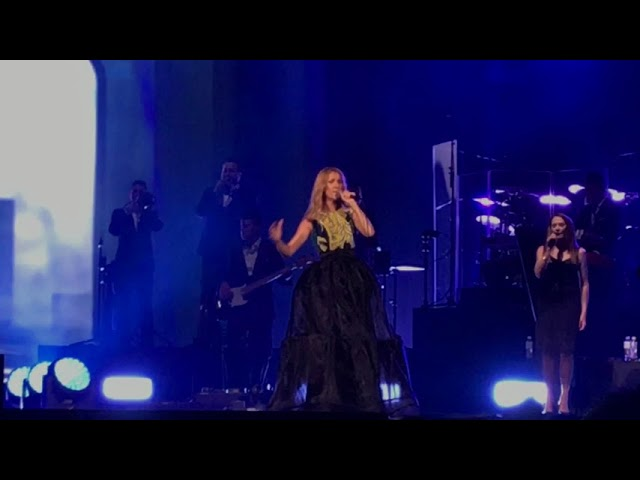 Céline Dion - Its All Coming Back To Me Now ~Live in Japan 2018