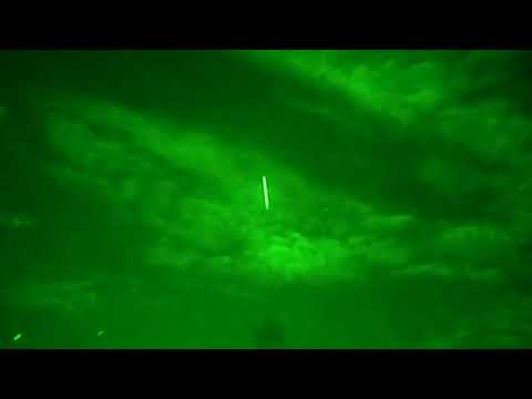 paratemporal night vision