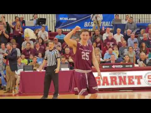 Springfield College Men's Basketball Headed to NCAA Championship Final Four