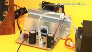 Amplificador de 90 watts con TDA7294