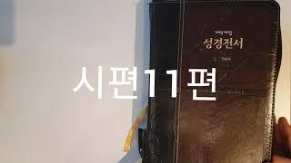 시편11편☆Rim'sBook☆오디오성경.성경읽기
