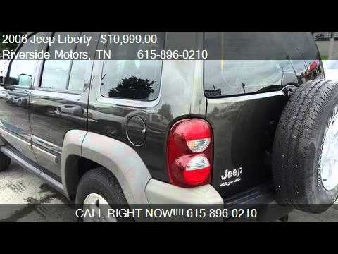 2006 jeep liberty diesel 4wd for sale in murfreesboro for Liberty motors murfreesboro tn