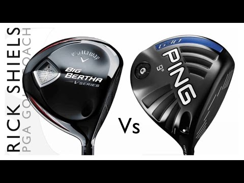 LONGEST DRIVE COMP CALLAWAY V SERIES Vs PING G30